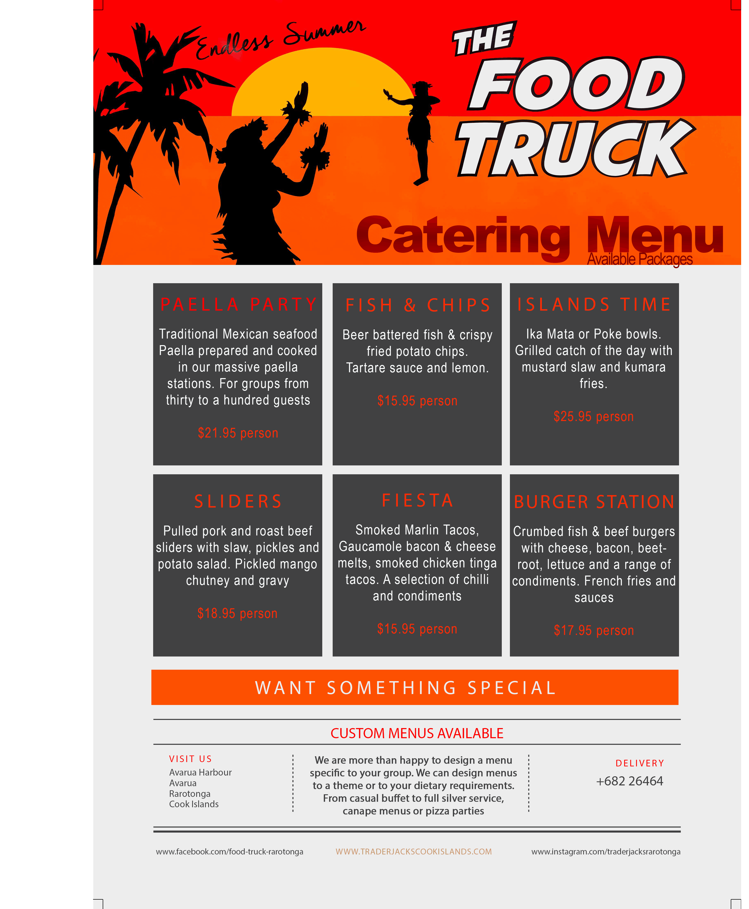 Food Truck Mn Catering